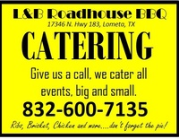 L&B Roadhouse BBQ