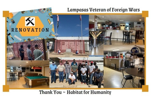 Veterans of Foreign Wars Renovations