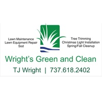Wright's Green and Clean Services
