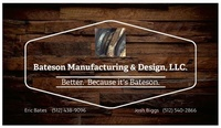 Bateson Manufacturing & Design, LLC