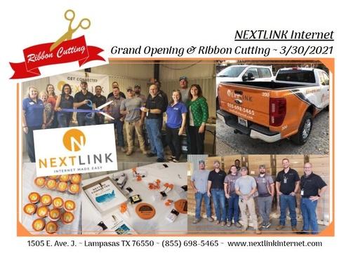 NextLink Ribbon Cutting Ceremony