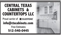Central Texas Cabinets & Countertops LLC