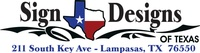 Sign Designs of Texas