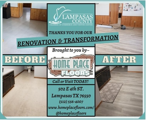 Home Place Floors COC Renovations