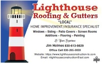 Lighthouse Roofing & Gutters