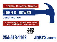 John D. Bowen Construction