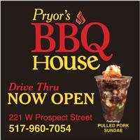 Pryor's BBQ House