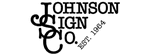 Johnson Sign Co.