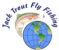 Jack Trout Fly Fishing Internation Guide Service