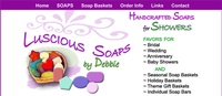 Luscious Soaps by Debbie
