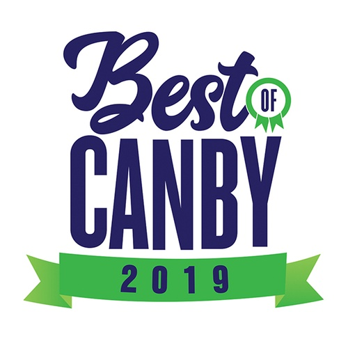 Proud to be Best of Canby 2019 winners