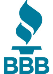 Accredited with the BBB