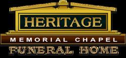 Heritage Memorial Chapel