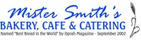 Mister Smith's Bakery, Café & Catering