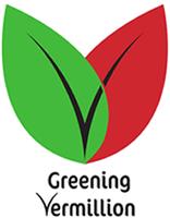 Greening Vermillion