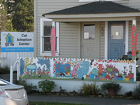 Adoption center front