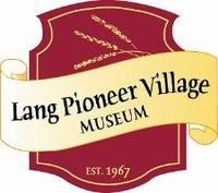 Lang Pioneer Village Museum