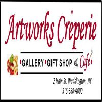 Artworks Creperie Cafe and Gift Shop