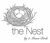 2 Mama Birds/The Nest