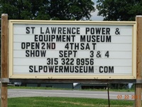 St Lawrence Power & Equipment Museum