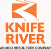 Knife River