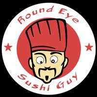Round Eye Sushi Guy