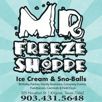 Mr. Freeze Ice Cream & Sno-Balls