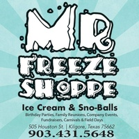 Mr. Freeze Ice Cream & Sno-Balls