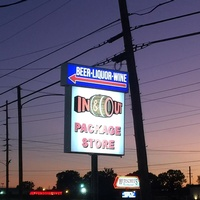 In & Out Package Store