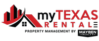 My Texas Rental Property Management by Mayben Realty