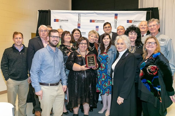Cameron Chamber Organization of the Year 2019