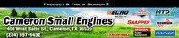 Cameron Small Engines, LLC