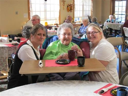 Harvest Moon Dinner at Long Term Care