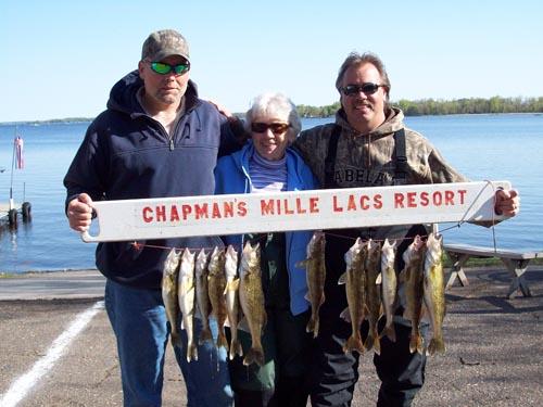 Fishing - Walleye, Northerns, Muskie, Bass & More