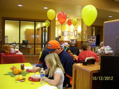 Customer Appreciation - 2012
