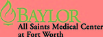 Baylor Scott & White All Saints Medical Center-Fort Worth
