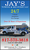 Jay's Towing & Recovery, LLC
