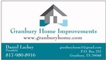 Granbury Home Improvements
