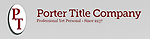 Porter Title Company, Closing Office
