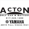 Acton Golf Car & Battery