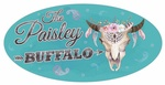The Paisley Buffalo