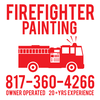 Firefighter Painting