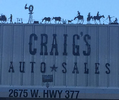 Craig's Auto Sales