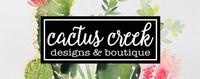 Cactus Creek Designs & Boutique