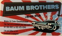 Baum Brothers Mobile Wash and Detail