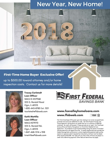 First-time Home Buyer Exclusive Offer