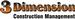 3Dimension Construction Management, Inc.