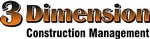 3Dimension Construction Management, Inc.