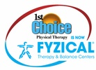 1st Choice FYZICAL Therapy and Balance Centers