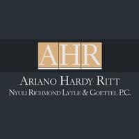 Ariano, Hardy, Ritt, Nyuli, Richmond, Lytle & Goettel P.C.